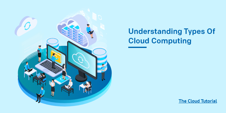 understanding types of cloud computing
