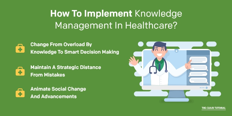 Implement Knowledge Management In Healthcare