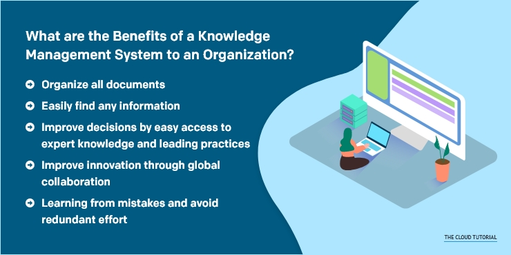 What are the Benefits of a Knowledge Management System to an Organization