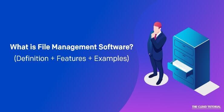 what is File management Software