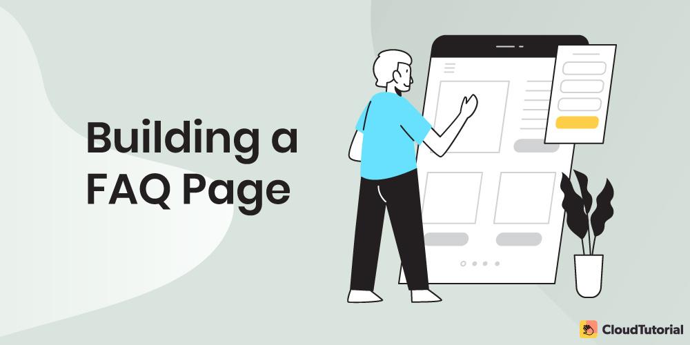 Building a FAQ page