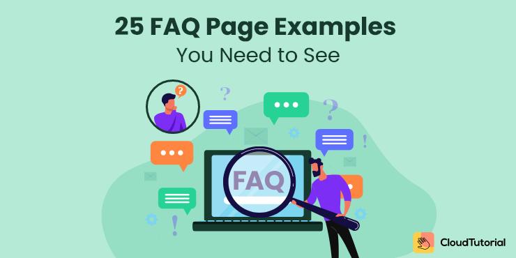 FAQ Examples