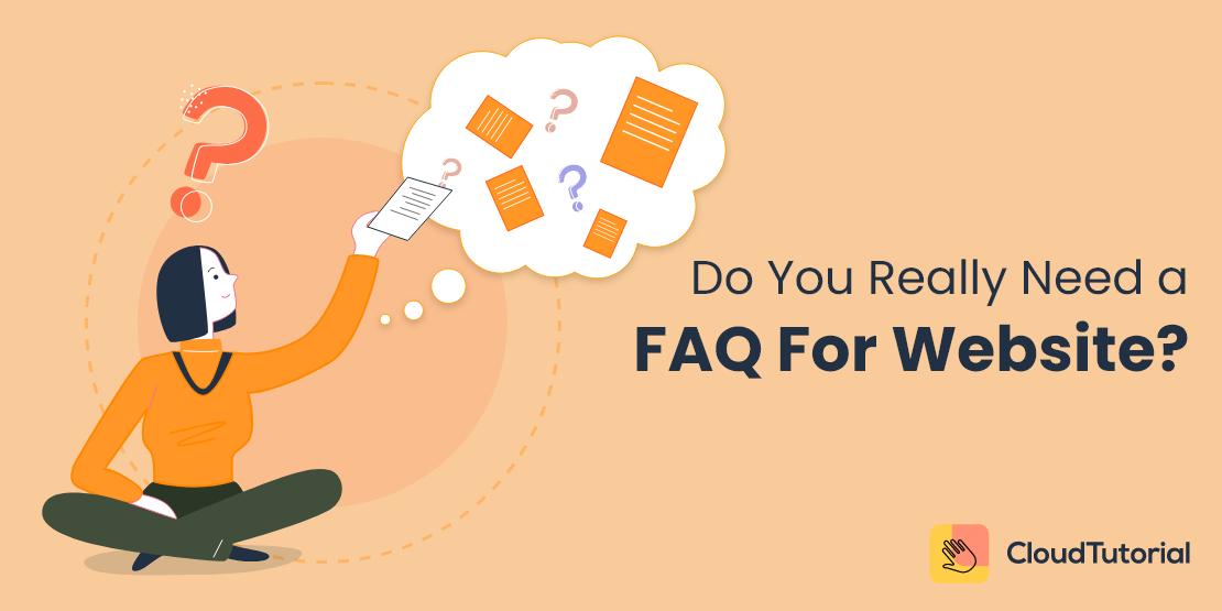 FAQ for Website