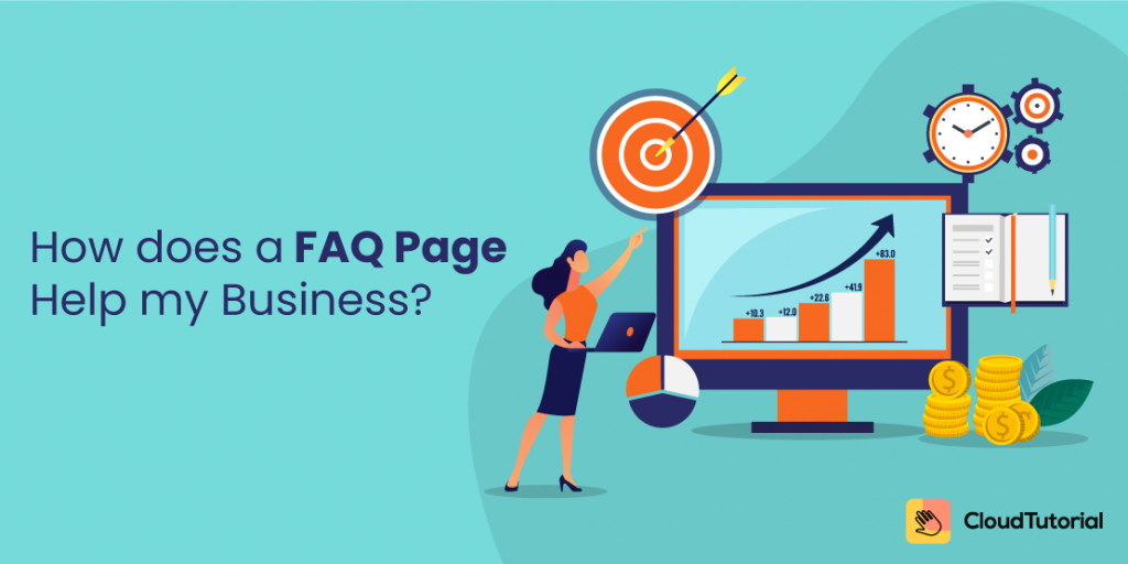 FAQ page for business