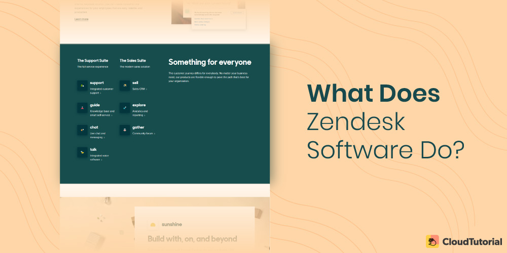 What Does Zendesk Software Do?