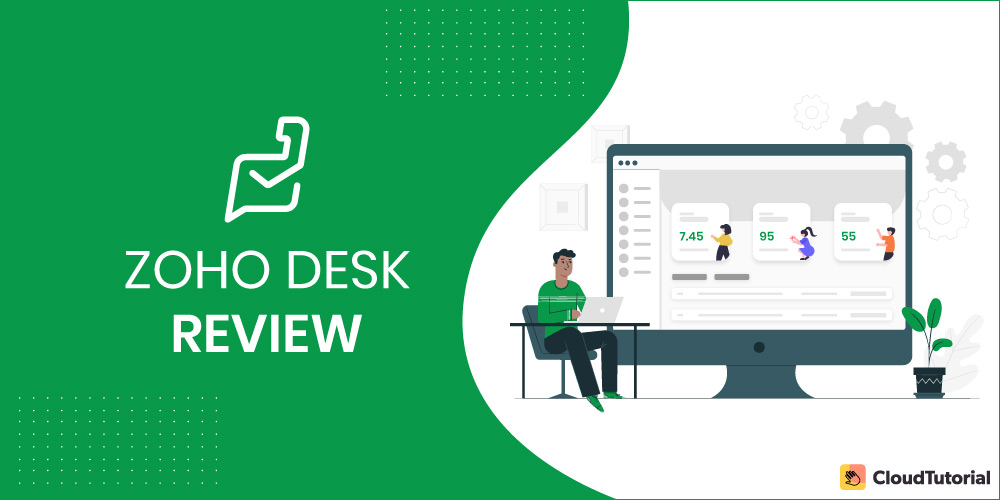 Zoho desk review