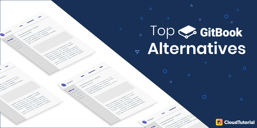 top gitbook alternatives