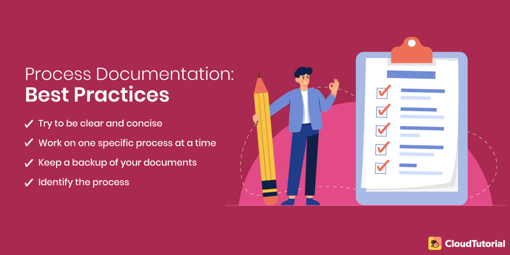 best practices of process documentation