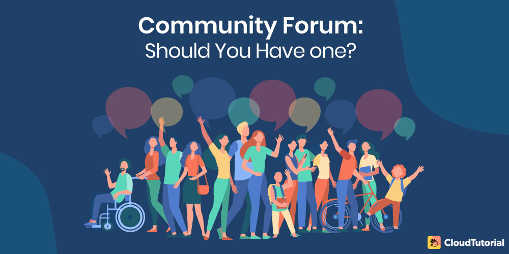 community forum - Do you really need it for business?