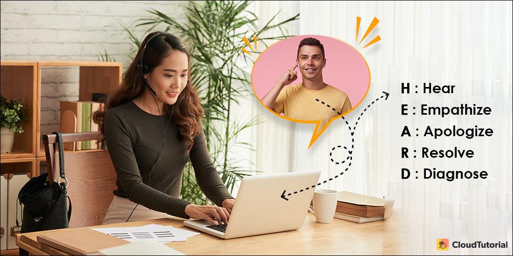 HEARD Customer Service Technique