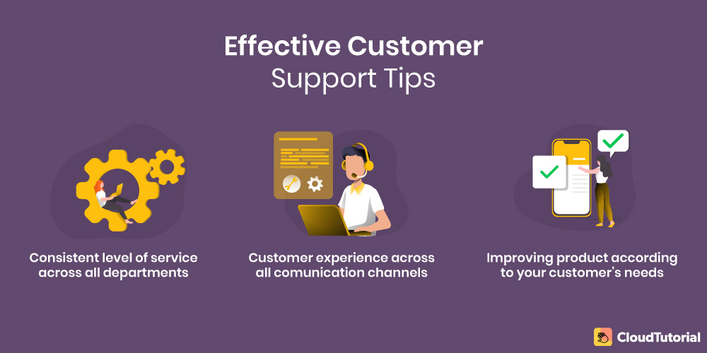 Tips for effective SaaS support