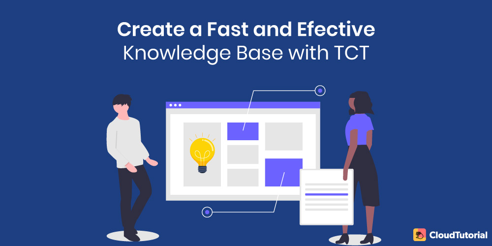 create knowledge base with TCT