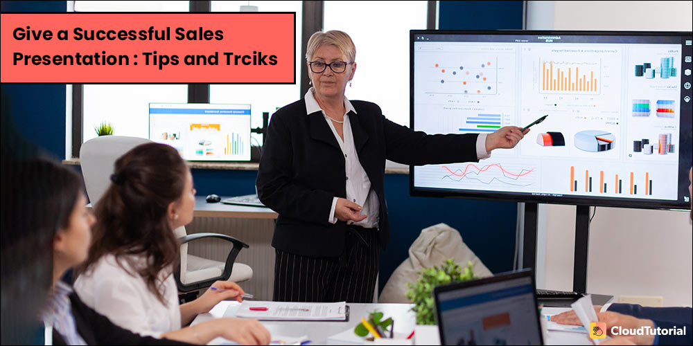 tips for successful sales presentation