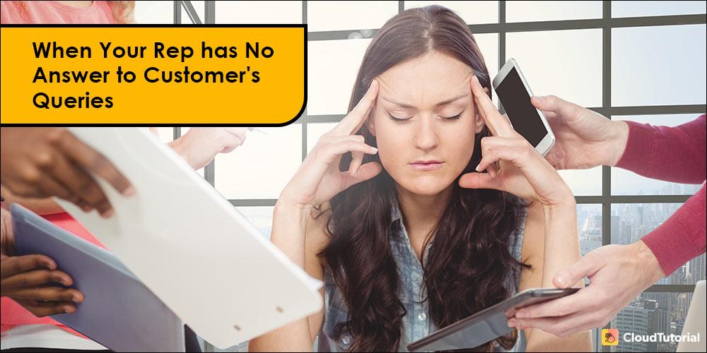 Customer Service Problem