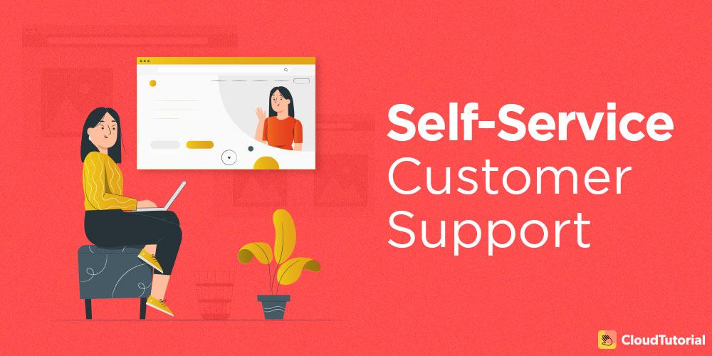 self service customer support