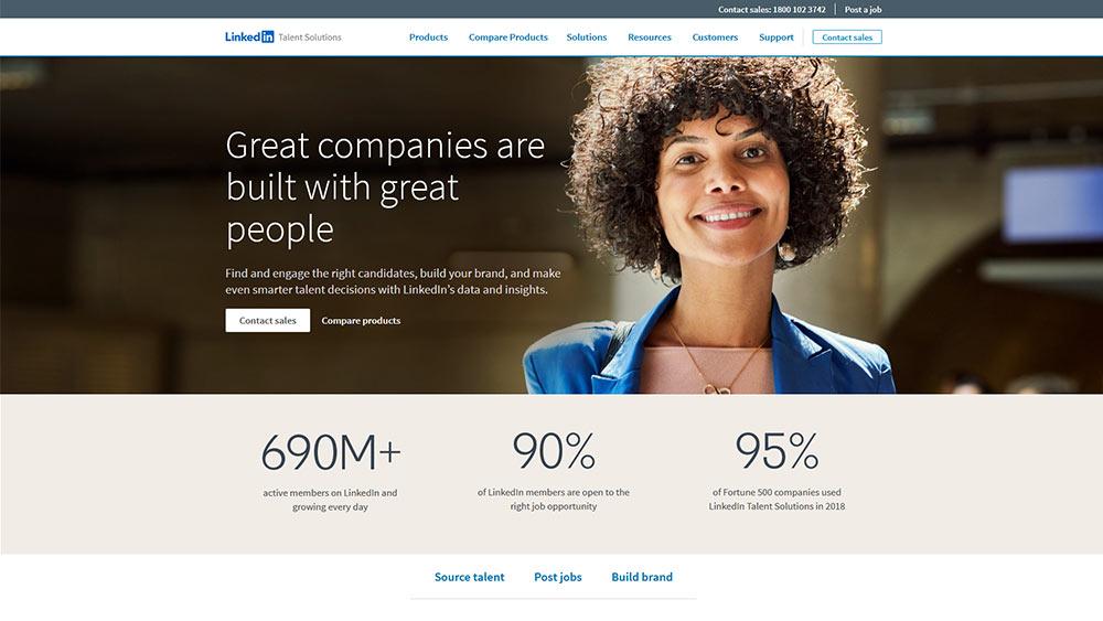 LinkedIn-TalentHub