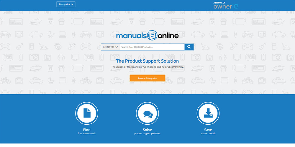 Manuals Online