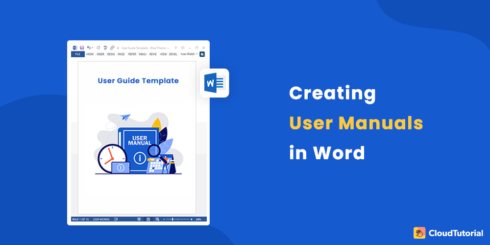 How to Create User Manual in Word
