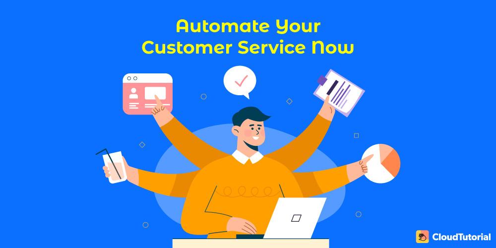 automate customer service