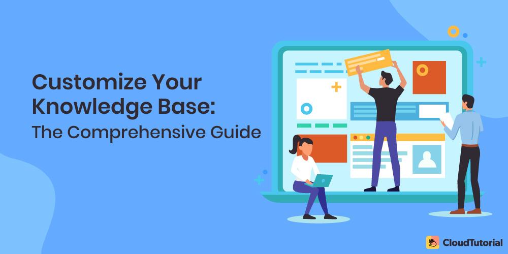 customize knowledge base
