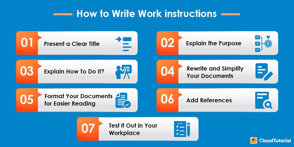 Process Instruction