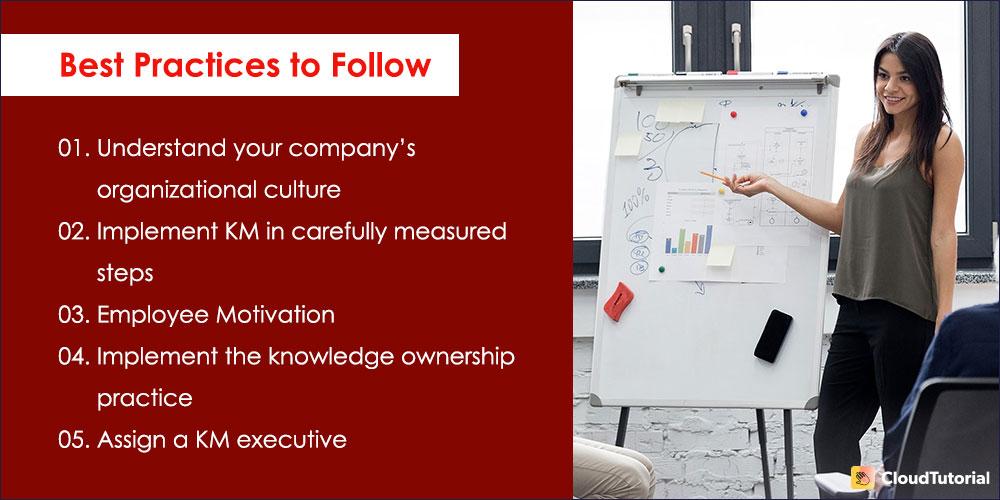 Knowledge Management Best Practices
