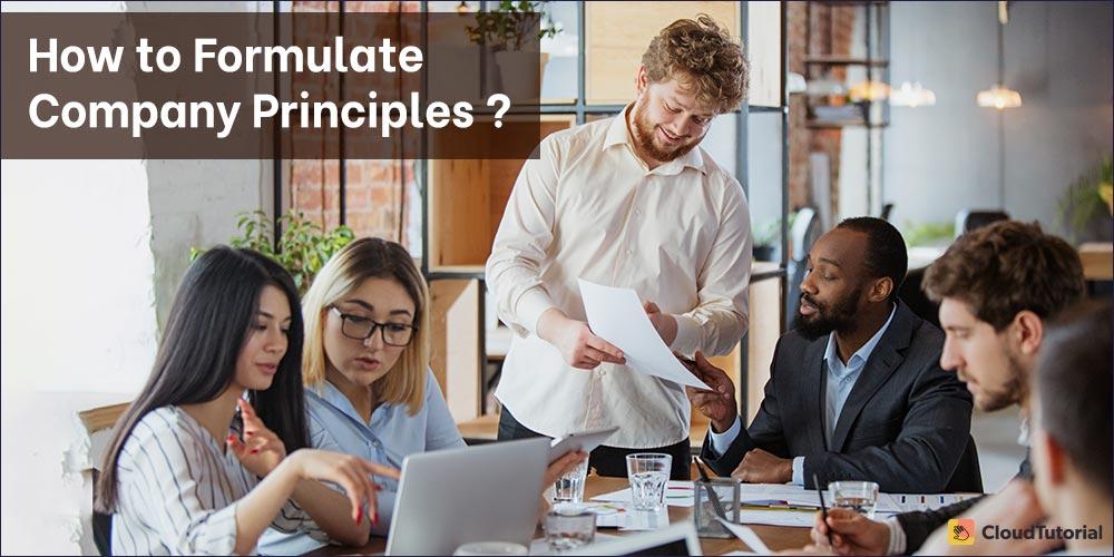 Best Company Principles