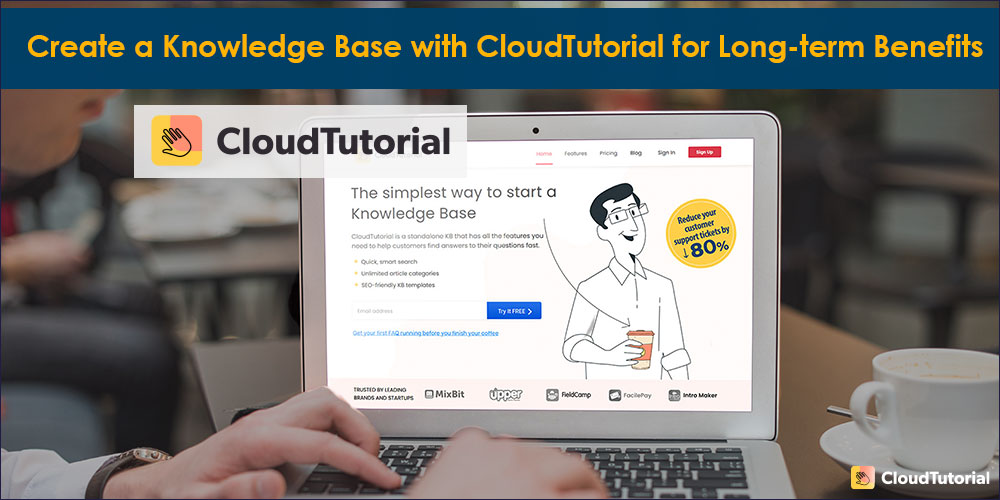 Create a Knowledge Base with CloudTutorial