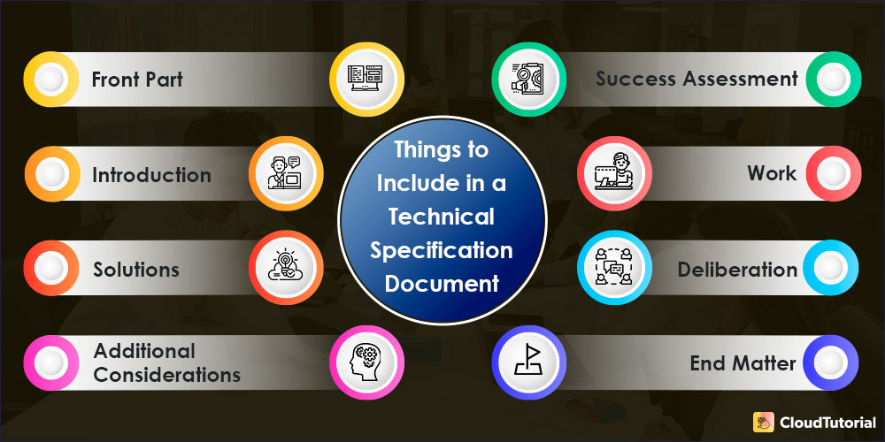 What to Include in a Technical Specification Document: Template