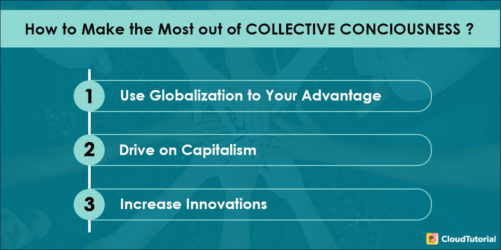 Advantages of Collective Consciousness