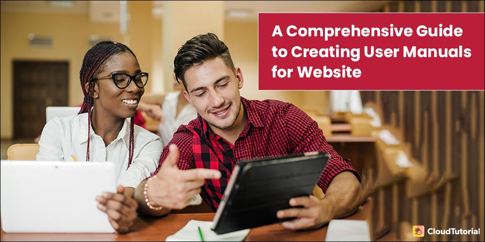 How to Create a User Manual for Website?
